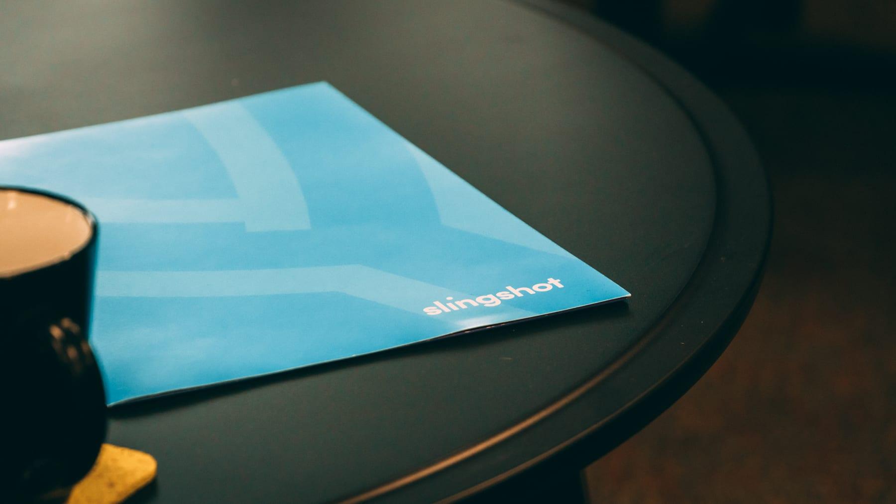 Slingshot Announces Launch!