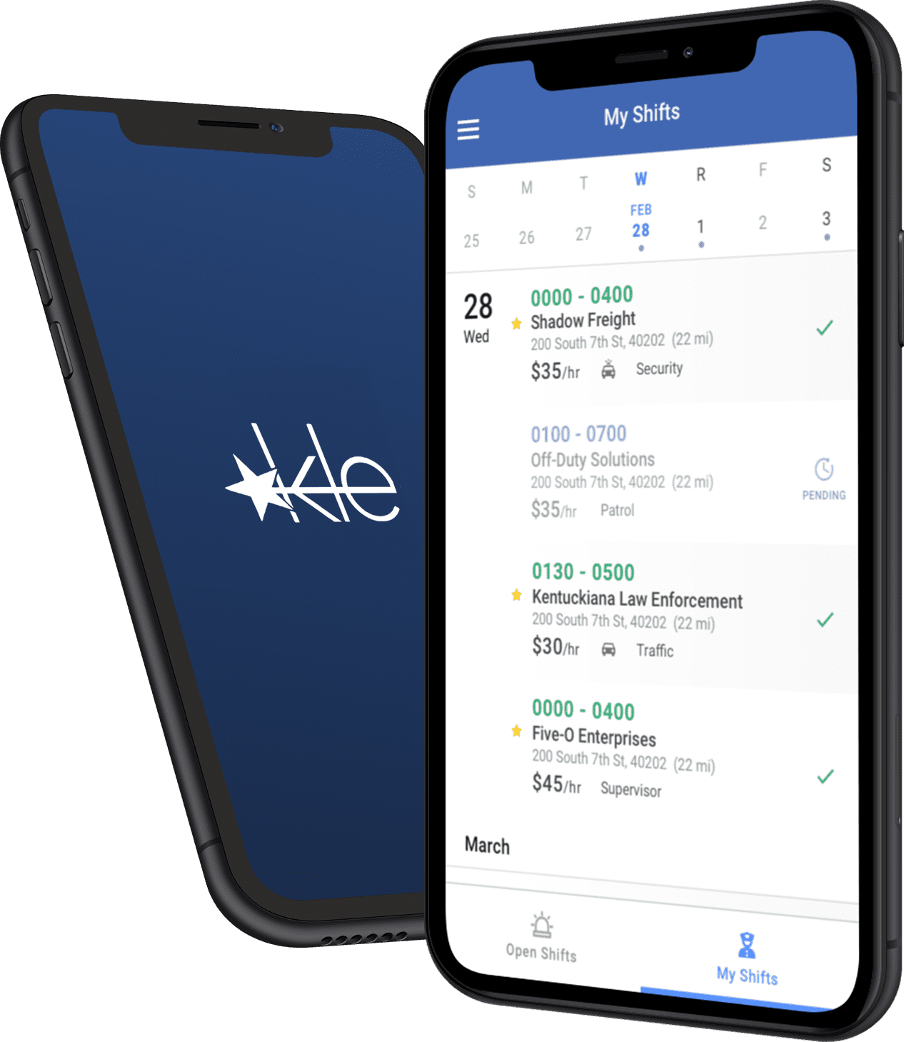 KLE Mobile App