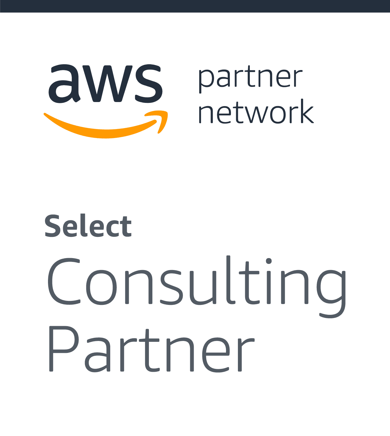 AWS color Select Partner