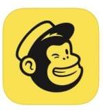 Mobile App - Mail Chimp