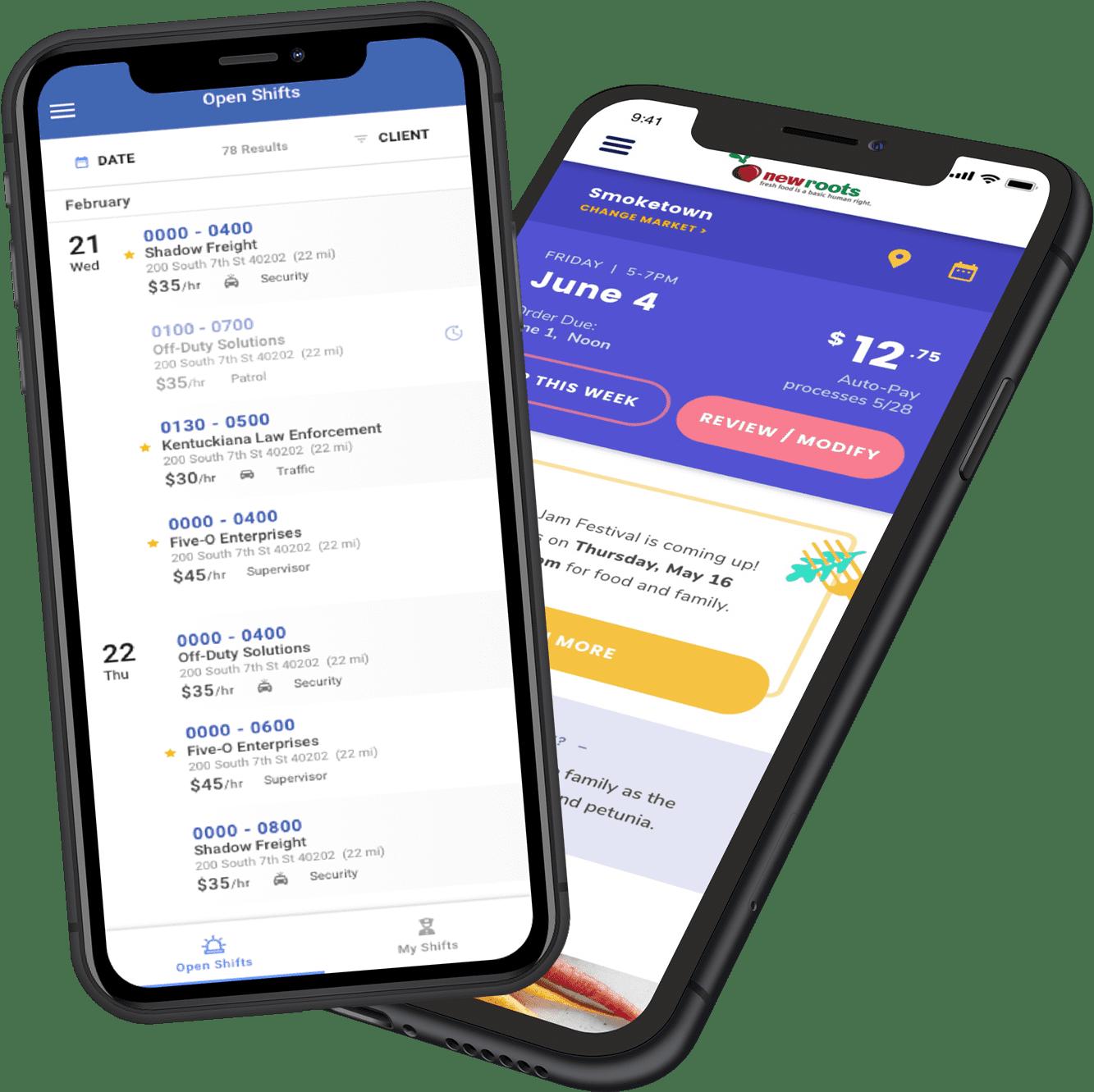 Nashville mobile app development